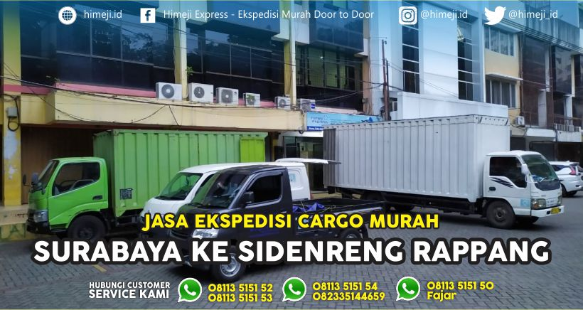 Jasa Kirim Motor Surabaya ke Sidenreng Rappang Amanah