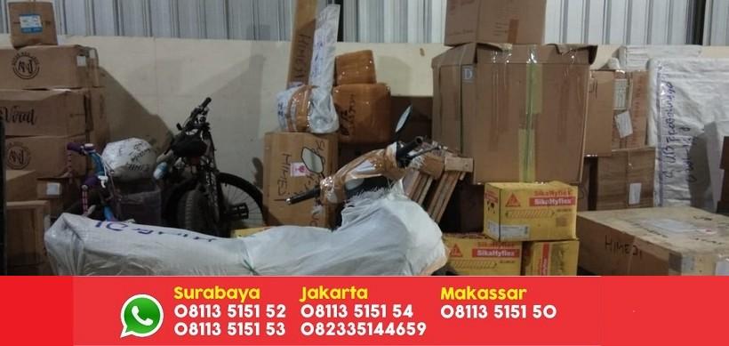 Jasa Pengiriman Motor Murah Surabaya ke Pekanbaru