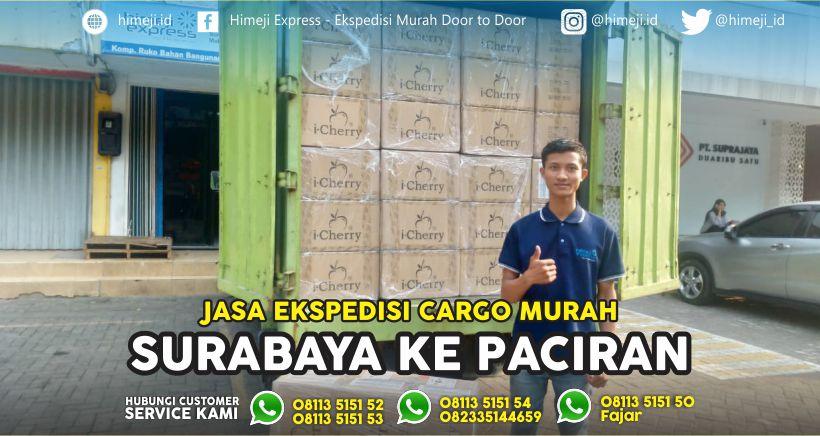 Cargo Murah dari Surabaya ke Paciran
