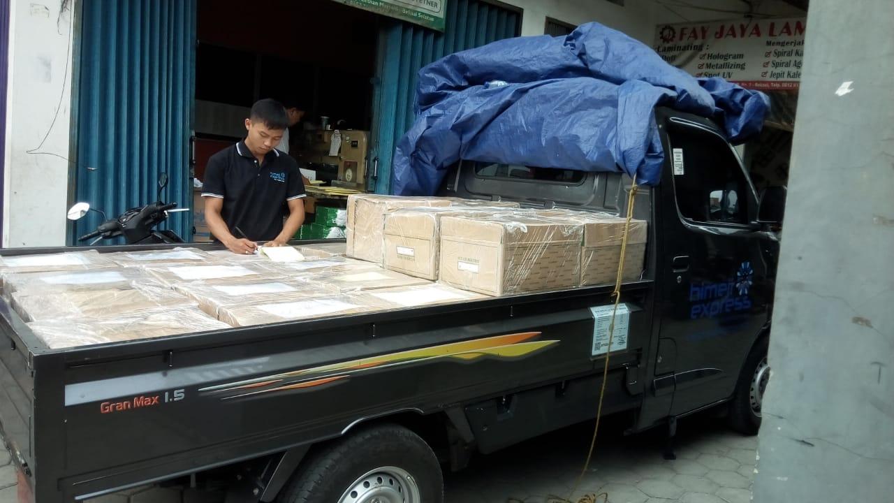 Ekspedisi Surabaya ke Bandar Lampung yang Murah