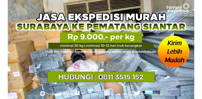 Jasa_Ekspedisi_Surabaya_ke_Pematang_Siantar